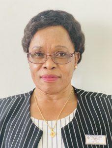 Dr. Levina Msuya - Dean Faculty of Medicine