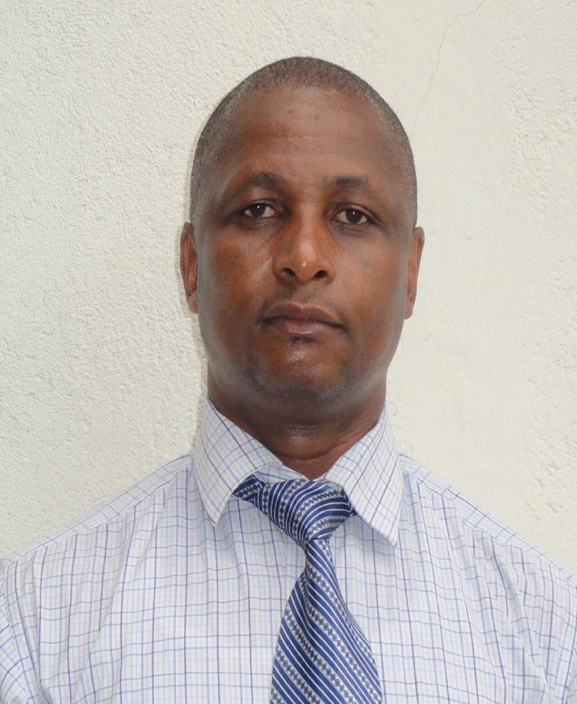 Dr. Johnson Matowo