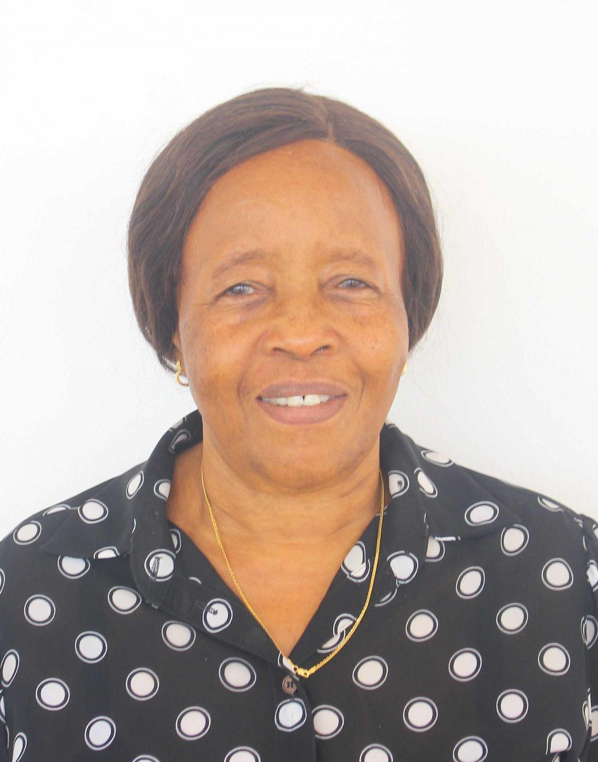 Dr. Agnes Cyril Msoka